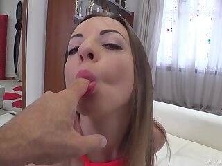 Balls deep pest drilling with a substantial dick for underfed hottie Lilit Sweet