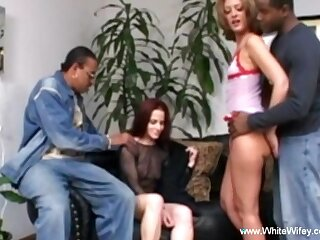 BBC Fuck Bandeau With Two White Wives Council Pastime Often