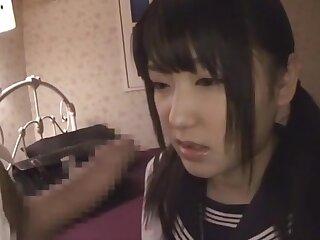 Hottest Japanese Explicit Nana Usami More Amazing Blowjob, Teens Jav Clip