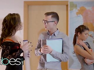 Step Mommy Lessons - Gina Gerson Niki Sweet Charlie Dean