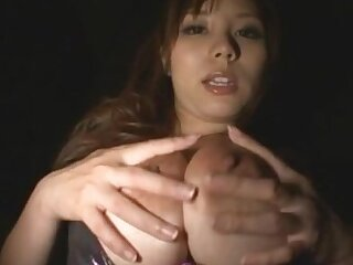 Horny Japanese chick Kanon Ozora pleasures her front on concerning toys