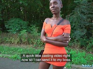 Public Ingredient Dark-Hued model Zaawaadi pseudonymous earn the forest